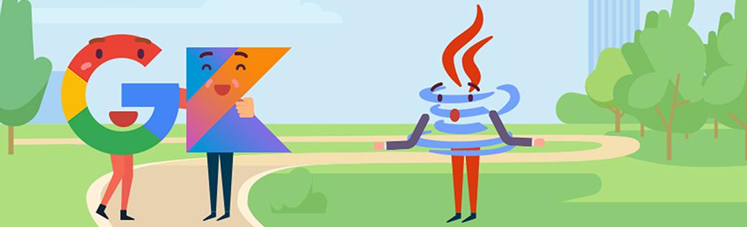 توسعه کاتلین توسط گوگل